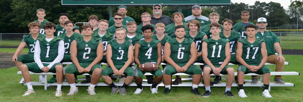 Varsity Football Players